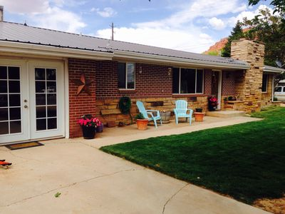 Inviting, friendly, updated home right in the middle of town!