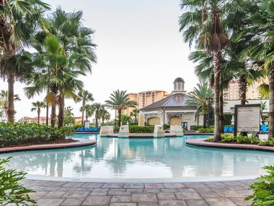 Photo for Wyndham Cypress Palms - 1 BR Deluxe, Full Kitchen - SUNDAY Check-In