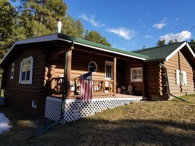Photo for Deadwood/Sturgis Area Vacation Rental, available year round for any event!