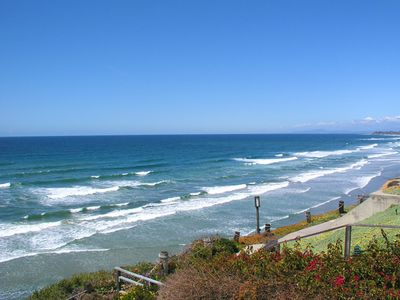Photo for Sandy Toes, Sun Kissed Nose - 2 BedroOcean Front Solana Beach Vacation Rental