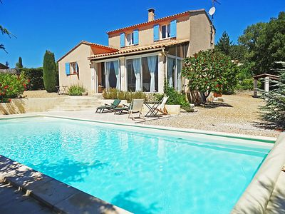 Photo for Vacation home Les Iris in Roussillon - 6 persons, 3 bedrooms