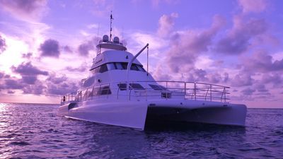 Photo for 65ft. Luxury Catamaran Yacht Carribean Island