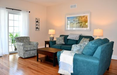 Photo for Tastefully and Beautifully appointed townhome located within minutes of Downtown Historic Lewes and the areas Bay and Ocean Beaches