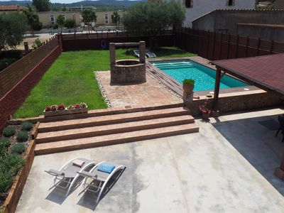 Photo for Villa Sofia with private pool ideal for families