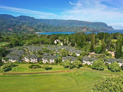 Photo for Villas of Kamalii #31: 3 BR / 3 BA condo in Princeville, Sleeps 6