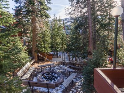 Photo for Aspens 10A - Charming Retreat In The Trees - Across From Giant Steps