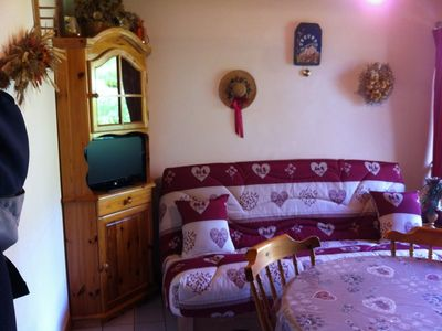 Photo for Apartment close to shops and ski departure
