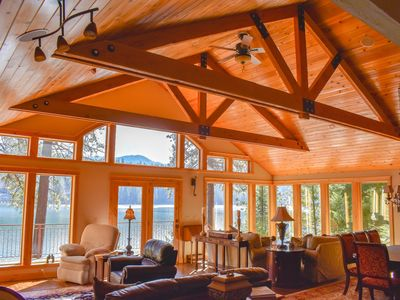 Photo for On Hayden Lake - An Inviting Lakefront Property!