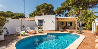 Photo for With garden and pool near the beach - Villa Vicmar