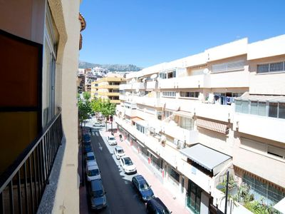 "Photo for A short walk away (109 m) from the ""Playa del Arenal Bol"" in Calp with Internet, Terrace, Washing machine (673481)"