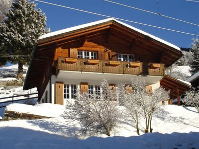 Photo for 3BR Villa Vacation Rental in Grindelwald, Interlaken