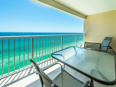 Photo for ☀Gulf Front Views @ Majestic 2-1905-3BR☀5 Pools! Jul 29 to 31 $964 Total!