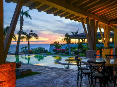 Photo for Beachfront Villa w/ Resort Access, Pool, & Jacuzzi. Located on a Jack Nicklaus Golf Course