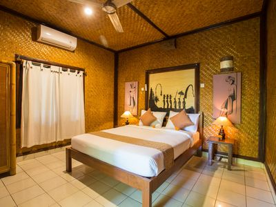 Photo for Authentic Balinese Superior Room with AC