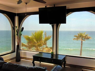 Photo for Casa Mar Verde - Jacuzzi and Pool - Ocean Front Penthouse