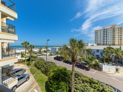 Photo for Free Night Sale! Oceanfront Condo. Steps from Beach. Gorgeous Ocean View