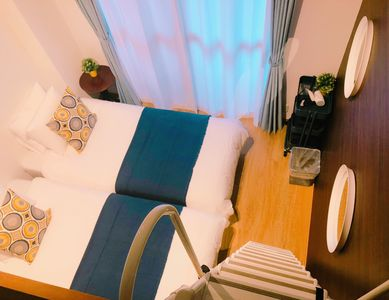 Photo for H # 66 Only 7 minutes walk from Namba Station.It is a comfortable room with easy access within walking distance to Dotonbori Shinsaibashi.