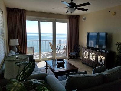 Photo for Beautiful Beach-Front 3BR/3BA Condo, Heated Pool, Perdido Key, FL