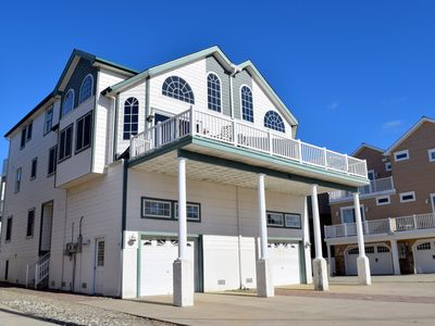 Photo for One house from the beach and promenade! Beautiful townhome