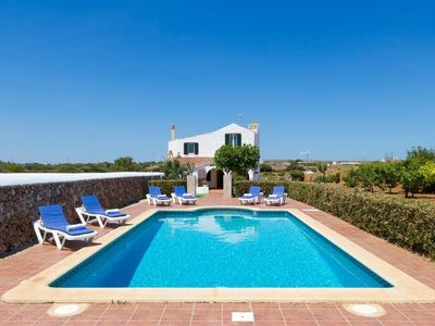 Photo for 5BR Villa Vacation Rental in Ciutadella de Menorca