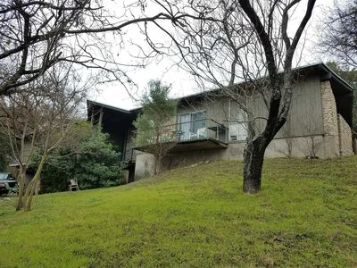 Photo for 2/1 Mid-Century Modern On the Park & Across from Barton Springs Pool