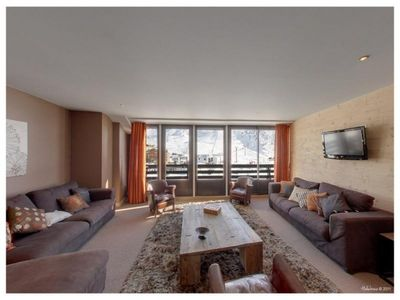 Photo for Apartment Tignes, 5 bedrooms, 10 persons