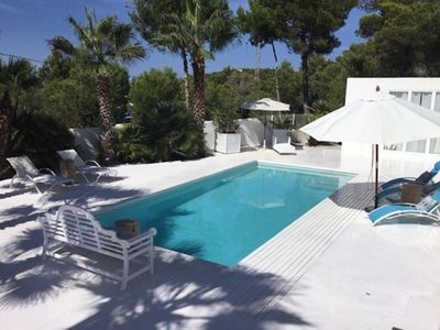 Photo for House with pool near the beach in Ibiza