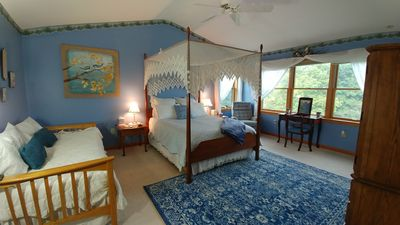 Photo for Cooperstown Blue Skies Master Suite