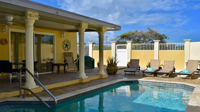 Photo for Comfortable Vacation Home on walking distance from the Palm Beach
