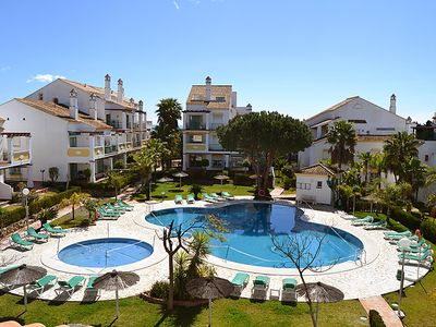Photo for Apartment Carib Playa  in Marbella, Costa del Sol - 6 persons, 3 bedrooms