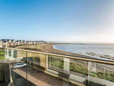 Photo for Gower View Beach Apartment on Welsh Coastal Path