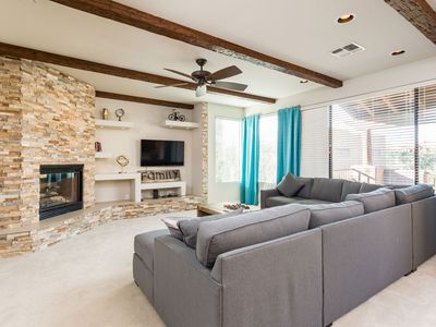 Photo for Modern 2bed, 2 bath, condo Via Linda Getaway perfect for any vacation!