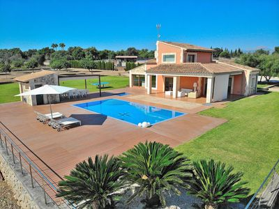 Photo for Son Morei villa with swimming pool very close to the town 007
