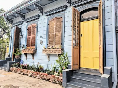 Photo for 1BR Townhome Vacation Rental in New Orleans, Louisiana
