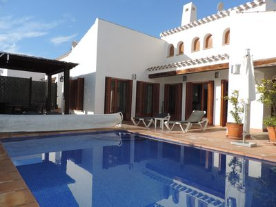 Photo for Luxury Holiday Villa - *Discounts available* -El Valle-Satellite Tv And Wifi