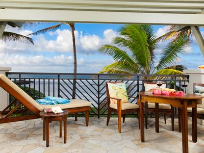Photo for Turtle Bay Panoramic Ocean View Third Level 4-Bed Villa 316-317!