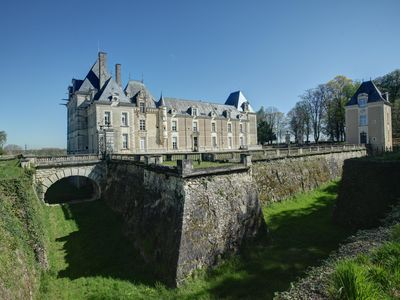 Photo for Magnificent castle with pool