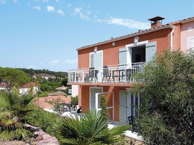 Photo for Beautiful apartment for 7 people with pool, WIFI, TV, pets allowed and parking