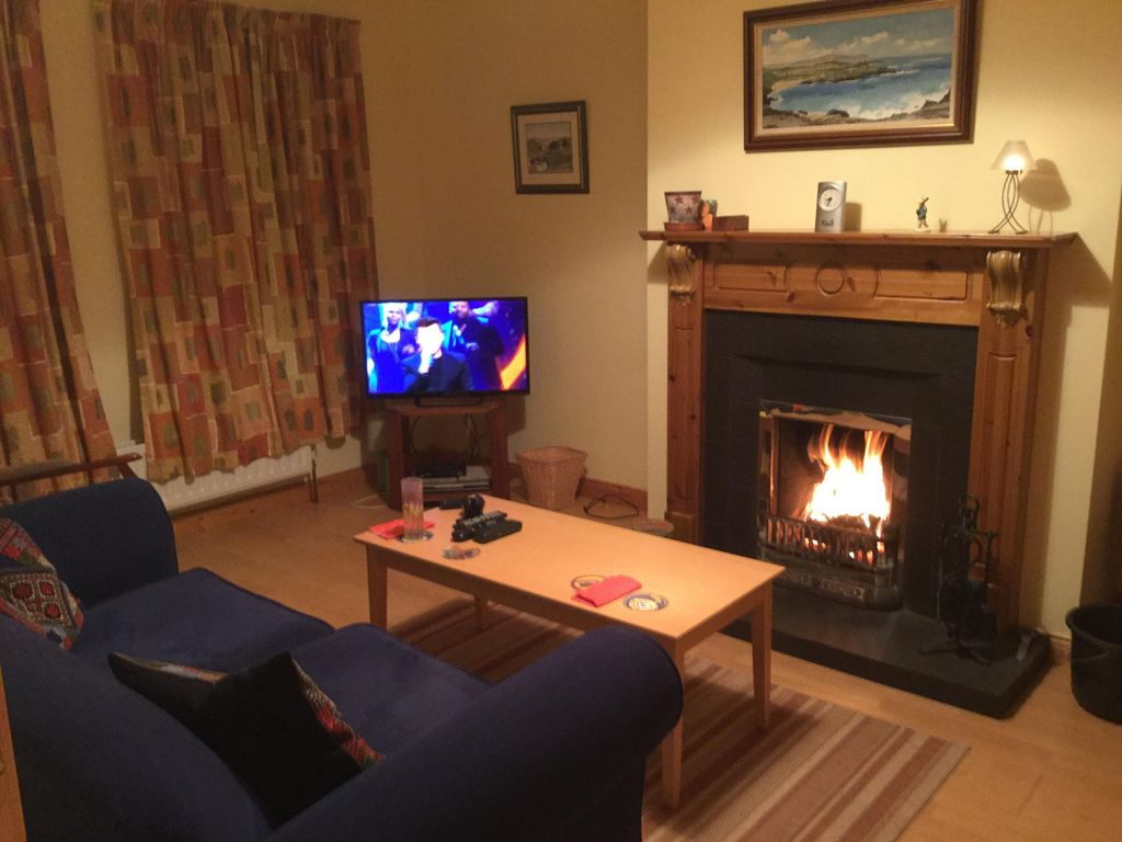 A modern comfortable 3 bedroom house 5 minutes from the causeway coast bushmills