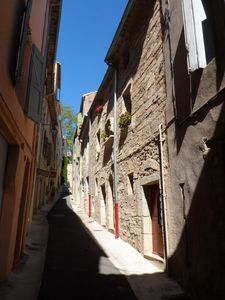 Photo for Comfortable period house in quiet street, 2 minutes walk from centre of Pezenas