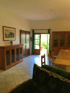 Photo for Agriturismo Il Mentuccino ground floor apartment