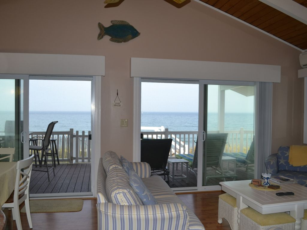 The Ultimate Beach Home-You Cannot Get Clos... - VRBO