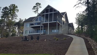 Photo for Brand new luxury craftsman home. 4000 sq ft, 4 bedroom, 4 bath.