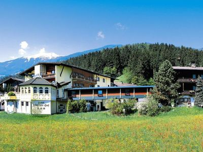 Photo for Apartments home Apart Resort Fügenerhof, Fügen  in Zillertal - 6 persons, 3 bedrooms