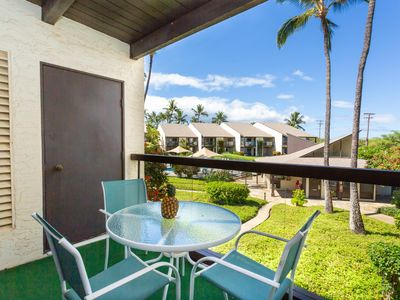 Photo for #207 Second floor condo, easy access to best beach on Maui!