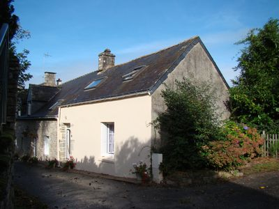 Photo for 2BR House Vacation Rental in Morbihan, Bretagne