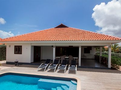 Beautiful villa with private swimming pool.