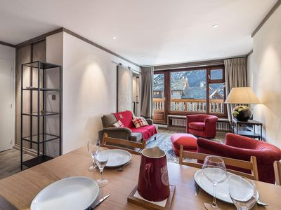 Photo for Grand Paradis 33 : beautiful ski-in/ski-out apartment