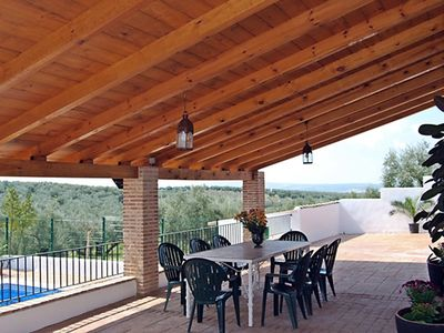 Photo for Vacation home Rural Cabra in Córdoba/ Cabra - 9 persons, 4 bedrooms