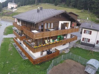 Photo for Apartment Silberdistel (SGF6100) in Saas-Grund - 2 persons, 1 bedrooms